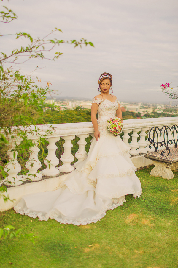 Waterfront Lahug Hotel Cebu Wedding Photographer