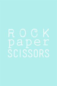 Rock Paper Scissors | Cebu Wedding Photographer logo